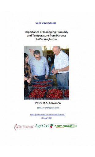 PUBLICATION - Importance of Managing Humidity and Temperature from Harvest to Packinghouse