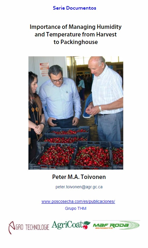 Importance of Managing Humidity and Temperature from Harvest to Packinghouse