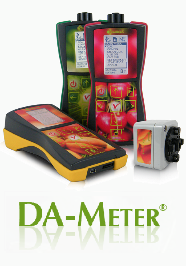 DA-METER, simple TREE and POSTHARVEST ripening evaluation