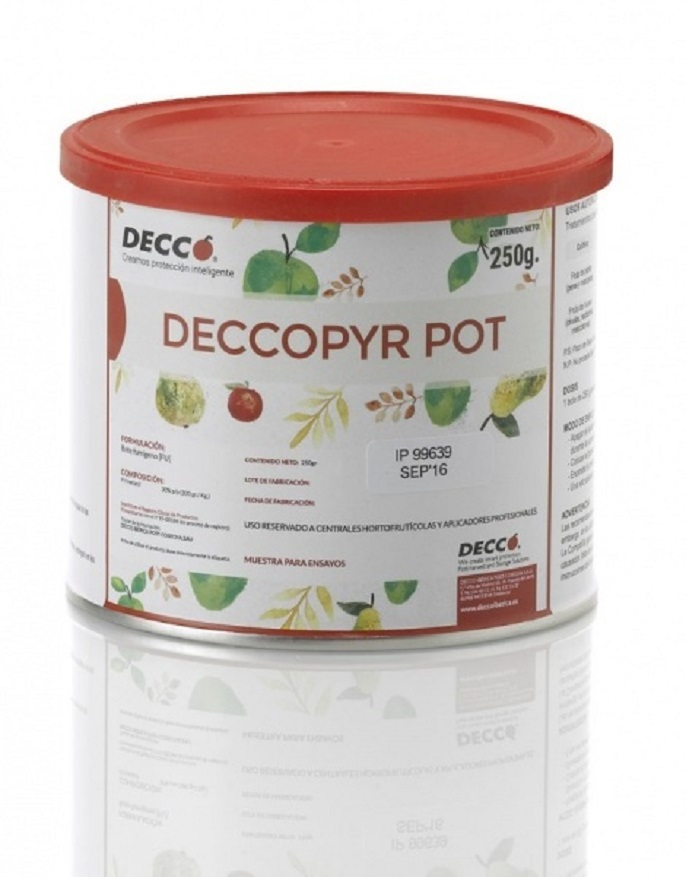 DECCO, postharvest and storage solutions