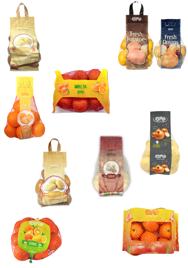 GIRÓ, worldwide benchmark in the fruit and vegetables packaging