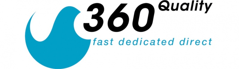 360 Quality, fast dedicated direct