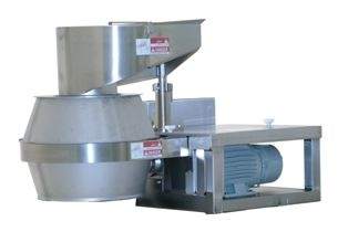 Urschel® Model CC, versatile machine to obtain slices, strip cuts, shreds and granulates