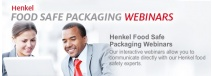 Henkel shares important knowledge on Food Safe Packaging
