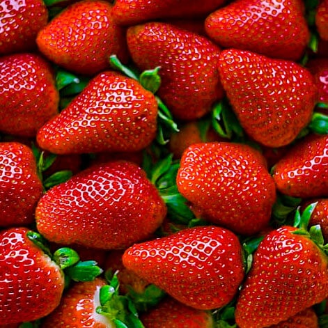 Good results of ozonated water in firmness retention and sanitization of strawberries