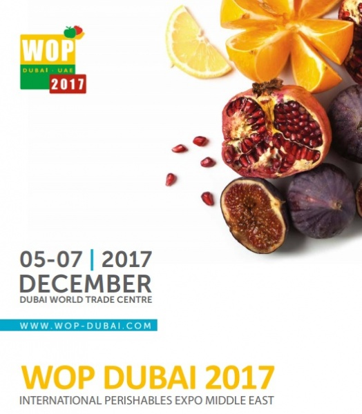 9 th edition of International Perishables Expo Middle East to highlight latest trends and technologies of global fresh produce industry