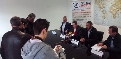 MULTISCAN, specialized in vision and inspection machines, signs agreements with the University and private company