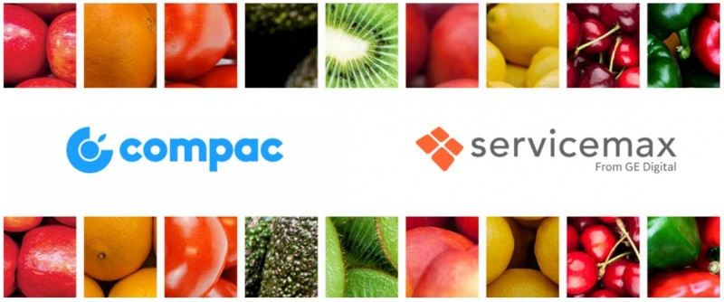 Compac deploys ServiceMax to drive service delivery and increase customer satisfaction in the Global Produce Industry
