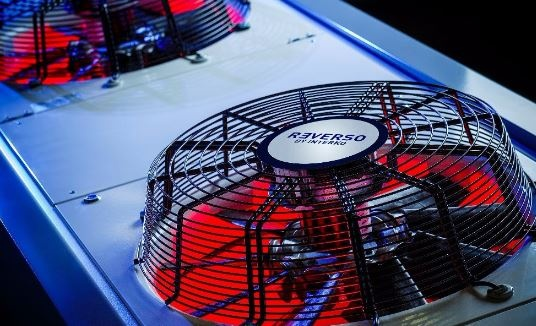 Interko beats energy-efficiency target for new ripening room fan -  REVERSO fan is even cheaper to run than anticipated