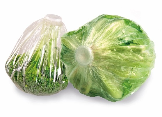 How does BrimaPack contribute to the environmentally friendly packaging of vegetables?