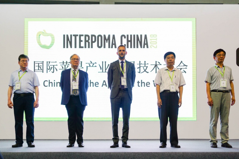 Interpoma China Congress, three days devoted to the apple
