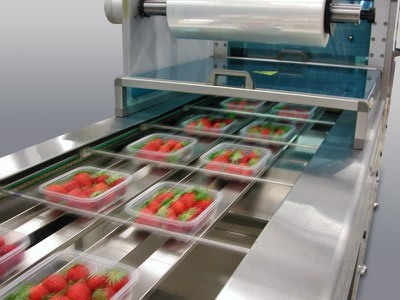 Fruit producers need fast and reliable food packaging solution for berry season