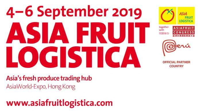 Tickets on sale for Asia Fruit Logistica
