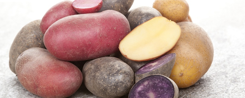 Blending potato varieties on the rise