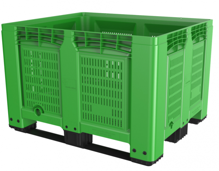 AGRIPLUS®, the new geneartion of big boxes by Schoeller Allibert