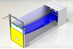 Ecotop Start, plug-and-play ripening unit