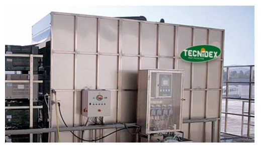CONTROL-TEC® DOS D, drencher system for the application of postharvest plant protection products