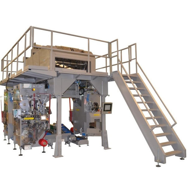 EXACT 100: dynamic weigher, ultimate weighing accuracy and speed