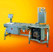 Weigher and label applier