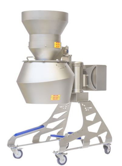 FAM Centris® range of Centrifugal Slicer / Shredders, for small to large requirements